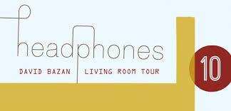 david bazan living room tour bazan plays headphones living room tour may june july 2015