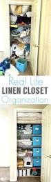 best 20 small linen closets ideas on pinterest bathroom closet