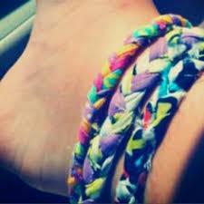 bandana wristband braided bandana bracelets bandanas bracelets and etsy