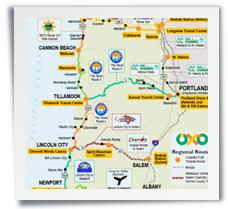 lincoln city map travel oregon coast oregon coast travel oregon coast
