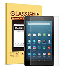 black friday 2017 amazon fire amazon com 2017 all new fire hd 8 screen protector sparin