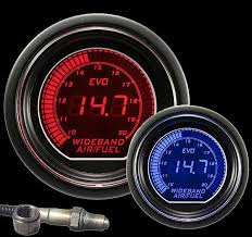wide band prosport 52mm premium evo wideband kit 216evoafrwb4 9 wo