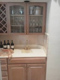 Bathroom Cabinet Refacing Before And After by Cabinet Refacing Pictures Before U0026 After Kitchen Facelifts