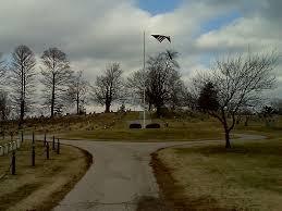 Flag Pole Hill Historic Evansville Tag Locusthill