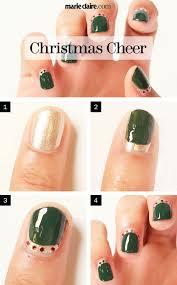 christmas nail designs u0026 holiday nail art