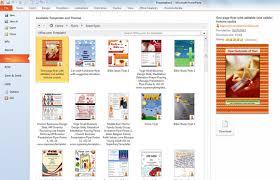 flyer powerpoint template preschool kids day care powerpoint