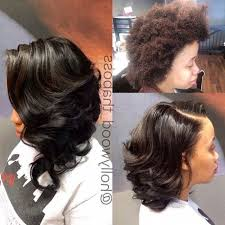 which hair is better for sew in bob the 25 best bob sew in ideas on pinterest weave bob hairstyles