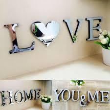 Home Letters Decoration by Online Get Cheap Wall Letters Decor Aliexpress Com Alibaba Group
