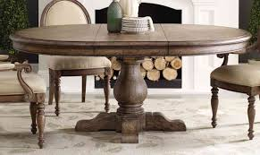 60 Round Dining Room Table Dining Room Round Wood Dining Table Pedestal Base Dining Table