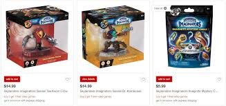target black friday deals skylander deal buy 2 get 1 free on everything skylanders imaginators and