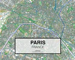 Paris France Map by Paris France Download Cad Map In Dwg To Use In Autocad