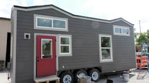 Tiny Home Colorado by A Colorado Bound Tiny House By Cornerstone Tiny Homes Youtube