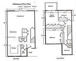 2 bedroom house plans in ghana u2013 house plan 2017