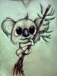 may 7th koalas sketchdaily