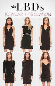 little black dress lbd trends for fall 2014 ladylux online