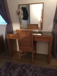Ikea Console Table by Ikea Malm Dressing Table Desk Console Table With Mirror And