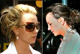 hair extensions for thinning bangs britney spears hair extensions a cautionary tale