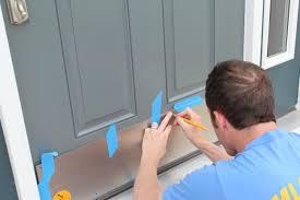 Exterior Door Kick Plate Homeofficedecoration Exterior Door Kick Plates