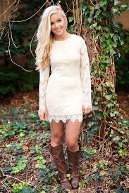 casual country wedding dresses best 25 country dresses with boots ideas on dresses