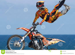 motocross freestyle events rider el loco miralles fmx freestyle editorial stock image