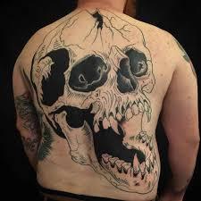 skull on back best ideas gallery