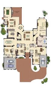 Side Garage Floor Plans 604 Best House Plans Floor Plans Images On Pinterest