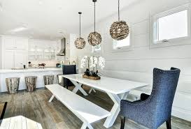 Beachy Dining Room by California Beach Cottage For Sale Home Bunch U2013 Interior Design Ideas