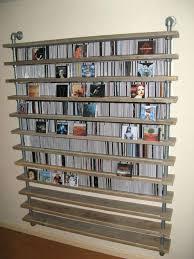 cd storage ideas cd storage shelves wall mounted cd storage shelves wall mounted with
