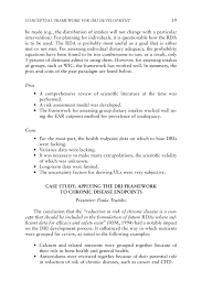 conceptual framework sample thesis 2 conceptual framework for dri development session 1 the page 19