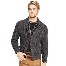 ralph sweater shawl cardigan sweaters from ralph denim supply fall 2015