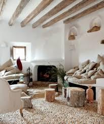 innenarchitektur schönes schönes wohnzimmer modern rustikal