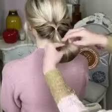 cuisiner des chignons de chignon flou à faire soi même comment réaliser chignon en vidéo