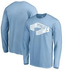 men u0027s fanatics branded light blue minnesota united fc st
