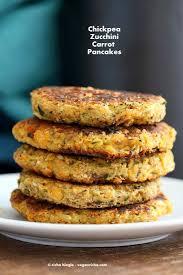 vegan recipes for thanksgiving day carrot zucchini chickpea fritters vegan recipe vegan richa