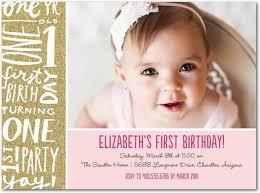 baby first birthday invitations blueklip com