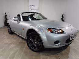mazda roadster used mazda mx 5 coupe 1 8 roadster 2dr in kilmarnock ayrshire