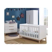 chambre d enfant complete chambre bébé complète riga blanc ma chambre d enfant la redoute