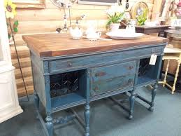 Vintage Kitchen Furniture Vintage Buffet To Kitchen Island Wine Bar Hometalk