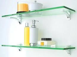 Bathroom Shelves Glass Glass Bathroom Shelves Glass Bathroom Shelves Floating Shelves For