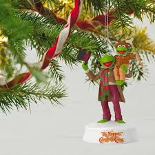 the muppet carol 25th anniversary sound ornament