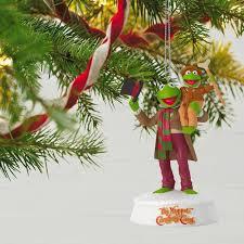 the muppet carol 25th anniversary sound ornament