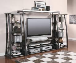 Wall Tv Stands Coaster Fine Furniture 700681 700682 700683 Wall Units Metal Tv