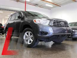 4 cylinder toyota highlander 2009 toyota highlander 3rd row 4 cylinder for sale in costa mesa
