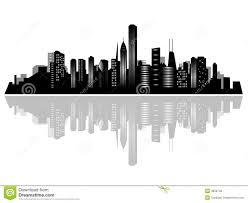 chicago city skyline stock illustration image of corporate 4856748