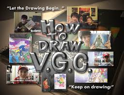 how to draw video game characters small poster by vdeogamer on