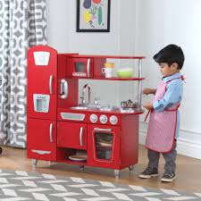 Kidkraft Island Kitchen by Red Retro Kitchen Kidkraft Get Inspired With Home Design And