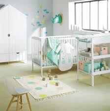 deco chambre fille bebe chambre enfant scandinave stickers la redoute couleurs pastels