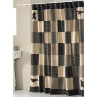 Country Shower Curtain Country Shower Curtains Primitive Country Burlap Shower Curtain