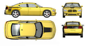 Dodge Challenger Super Bee - cliparts dodge charger free download clip art free clip art