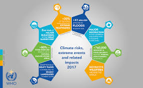 2017 is set to be in top three hottest years with record breaking